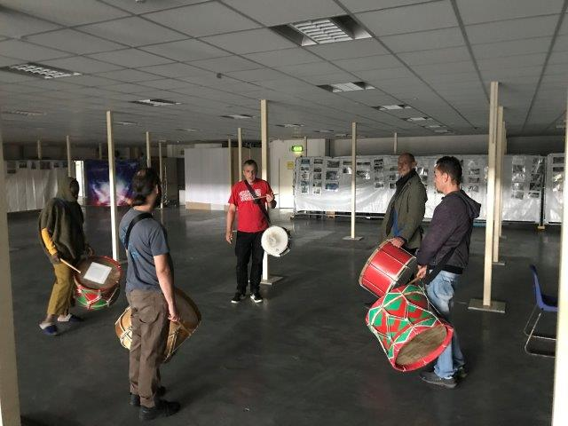 Samba Band Practise