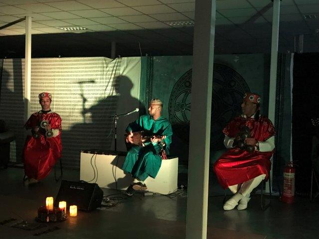 Morocco Music and Culture Night